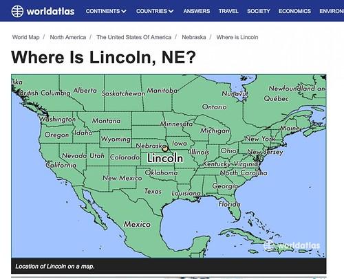 Where Is Lincoln, NE?