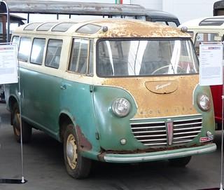 Goliath Express Buss bicolor vr