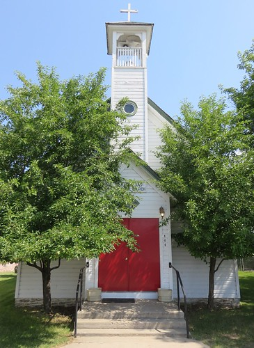 Saint Barnabas Episcopal Church (Saratoga, Wyoming)