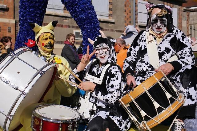 Carnaval de Sergines 2018