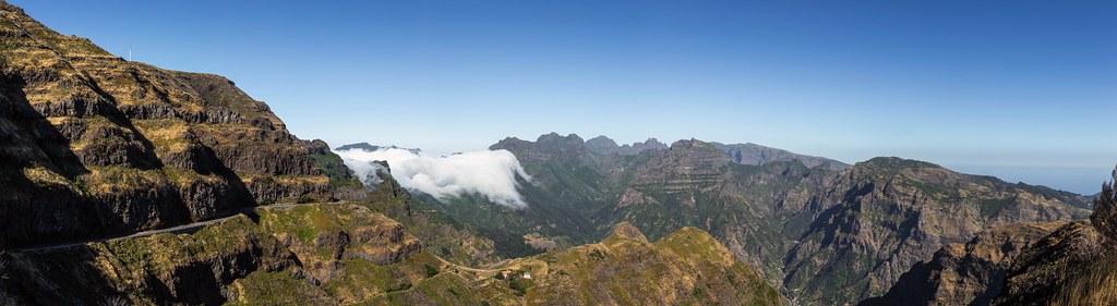 Madeira Peaks Peek