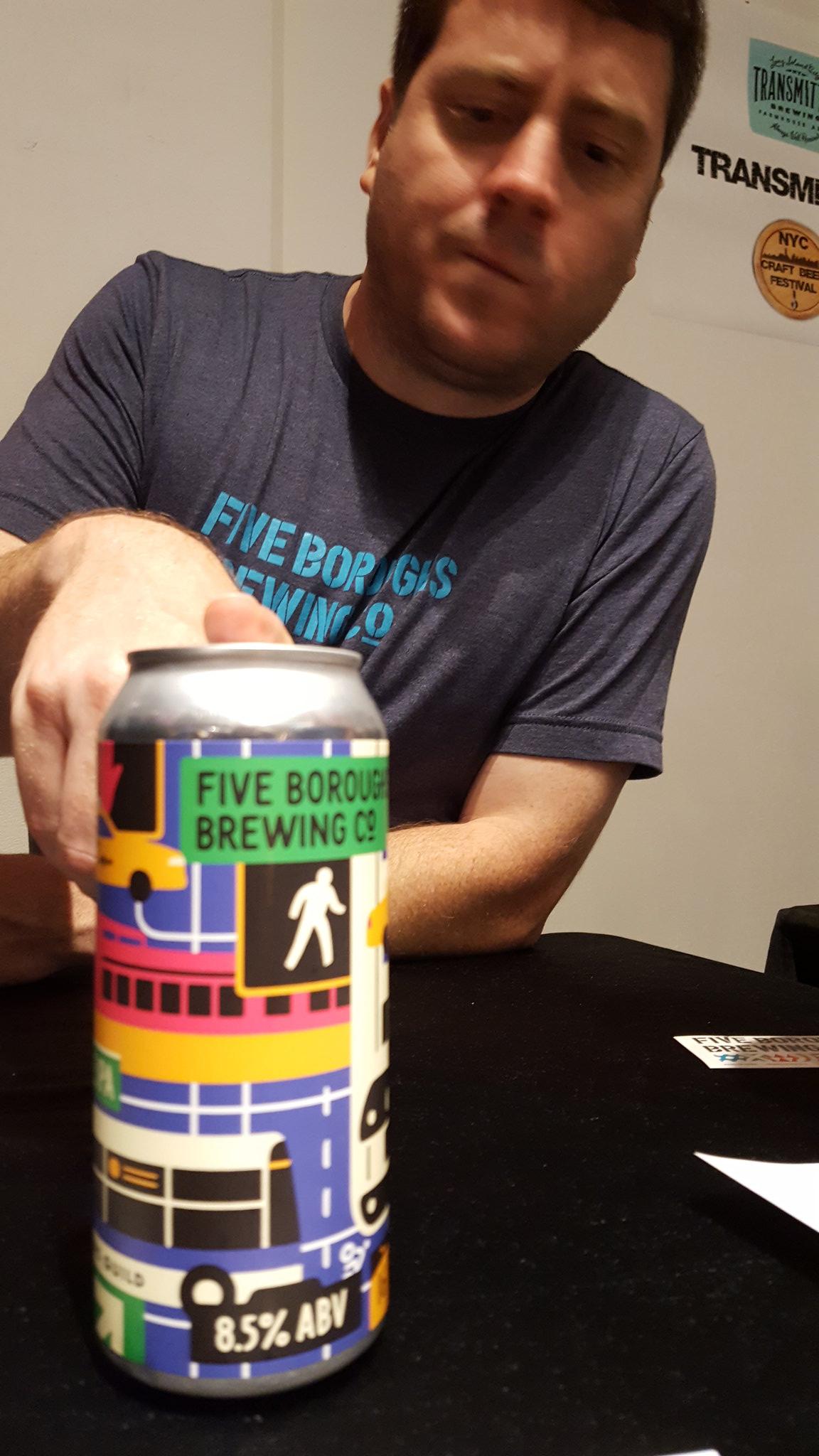 New York City Craft Beer Festival Fall 2018 (7)