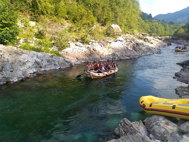 Neretva gives the best rafting