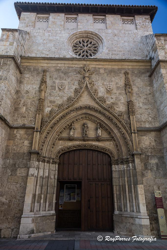 Monasterio De Santa Clara O Iglesia De Las Claras En Palen Flickr