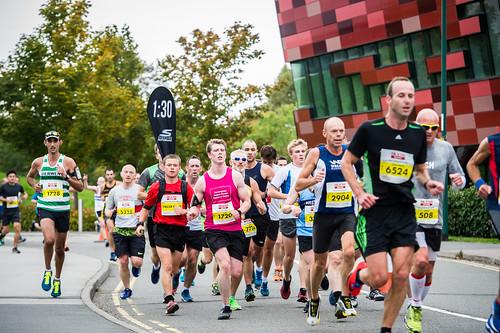 Running the Robin Hood Half Marathon for Nottingham Breast Cancer Research Centre