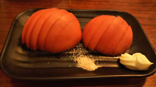 肉系居酒屋 肉十八番屋 冷やしトマト