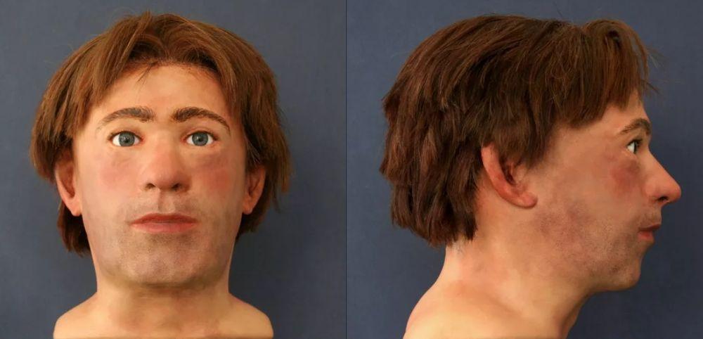 Клоникаванский человек. Реконструкция