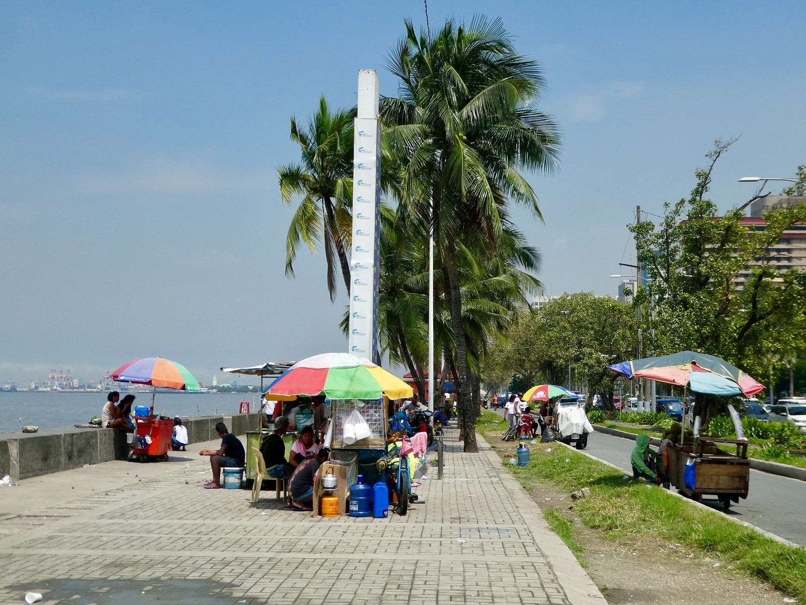 Roxas Boulevard, Manila