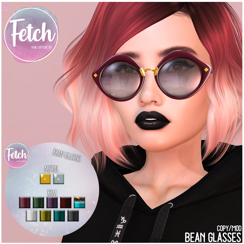 [Fetch] Bean Glasses @ Saturday Sale - TeleportHub.com Live!