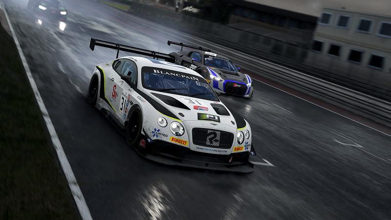 Assetto Corsa Competizione Bentley Continental GT3 1
