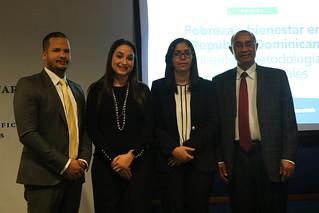 Panel «Pobreza y bienestar en la República Dominicana: conceptos, metodologías y políticas sociales»