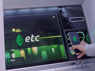 ETC Wallpaper - Ethereum Classic ATM
