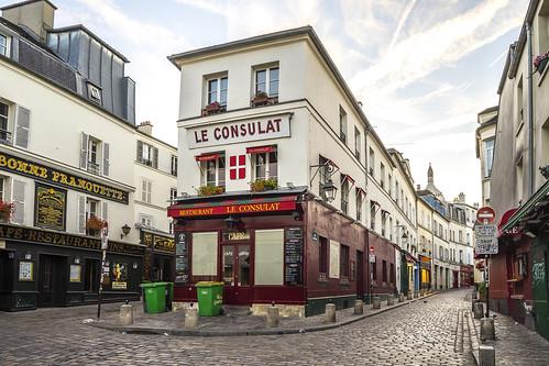 Paris, France - Le Consulat