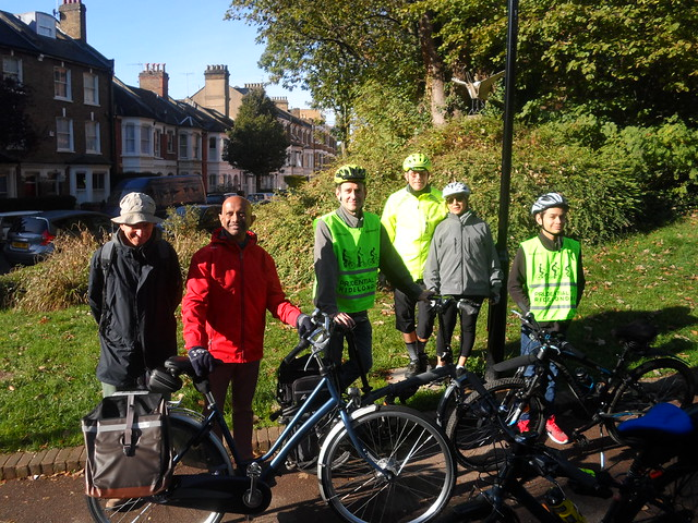 Fulham Palace Ride 2018 01
