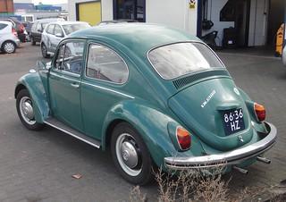 VW Beetle 1300 4-6-1969 86-36-HZ