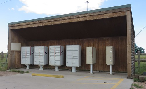 Post Office Boxes 82052 (Buford, Wyoming)
