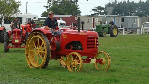 Massey Harris 101 Junior Tractor.