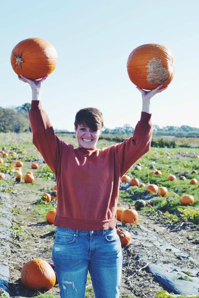 Pumpkin lifting