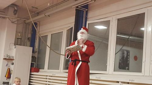 Jullovsläger 2018