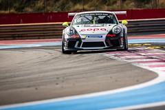 2018 Porsche Benelux Paul Ricard