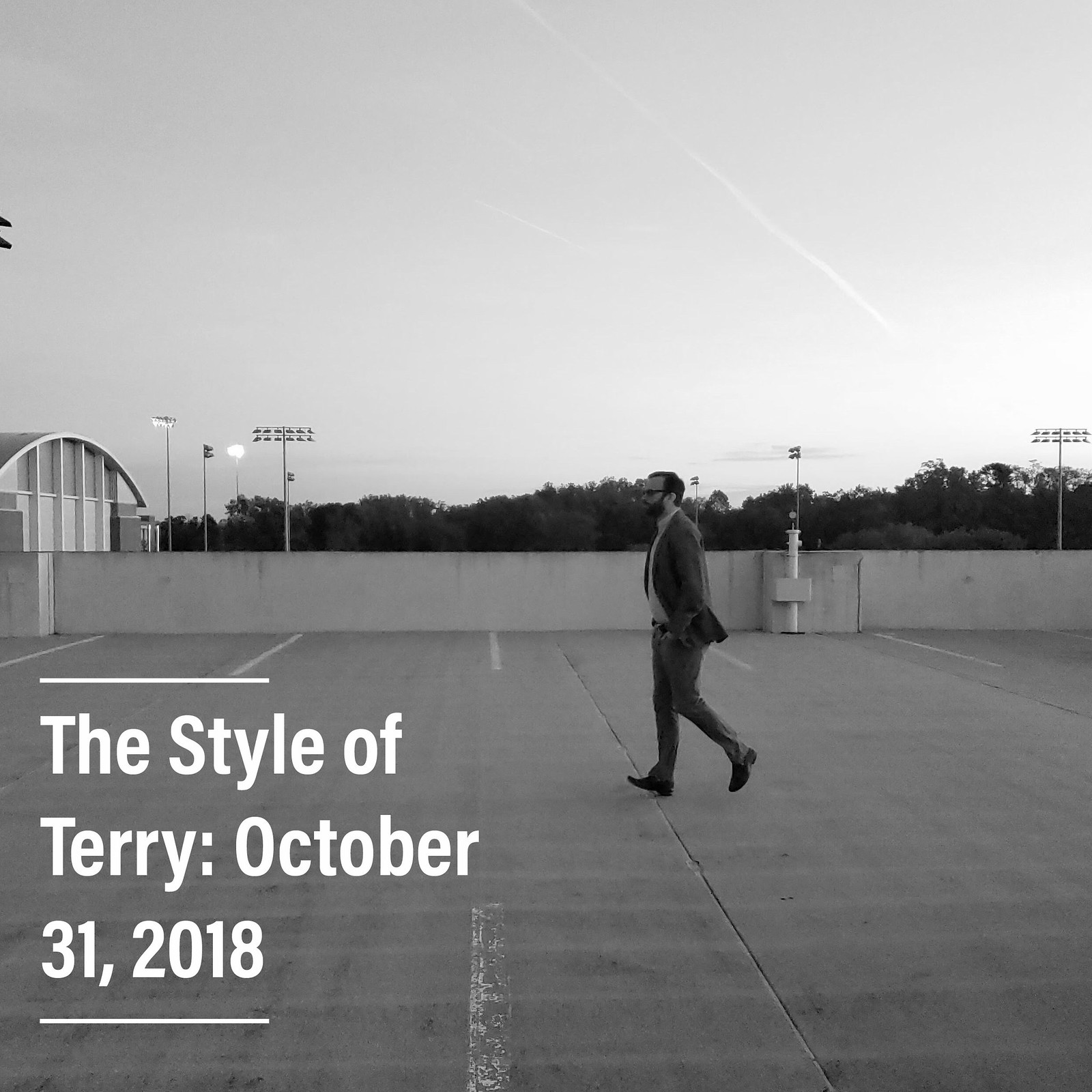 The Style of Terry: 10.31.18