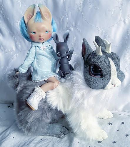Art dolls & Custom Toys (Lilico, Oso Polar, etc) - Page 30 45630688361_a26271c27e