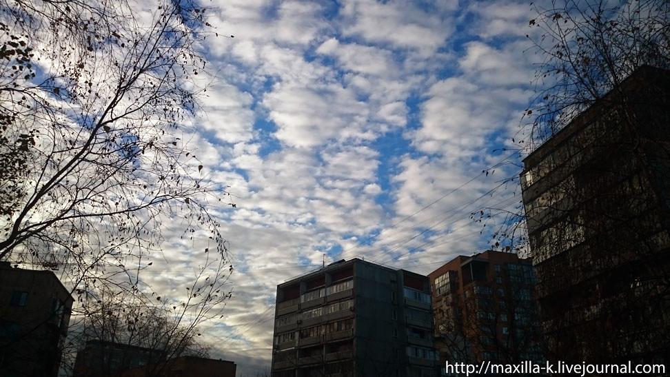 Облака плывут, облака