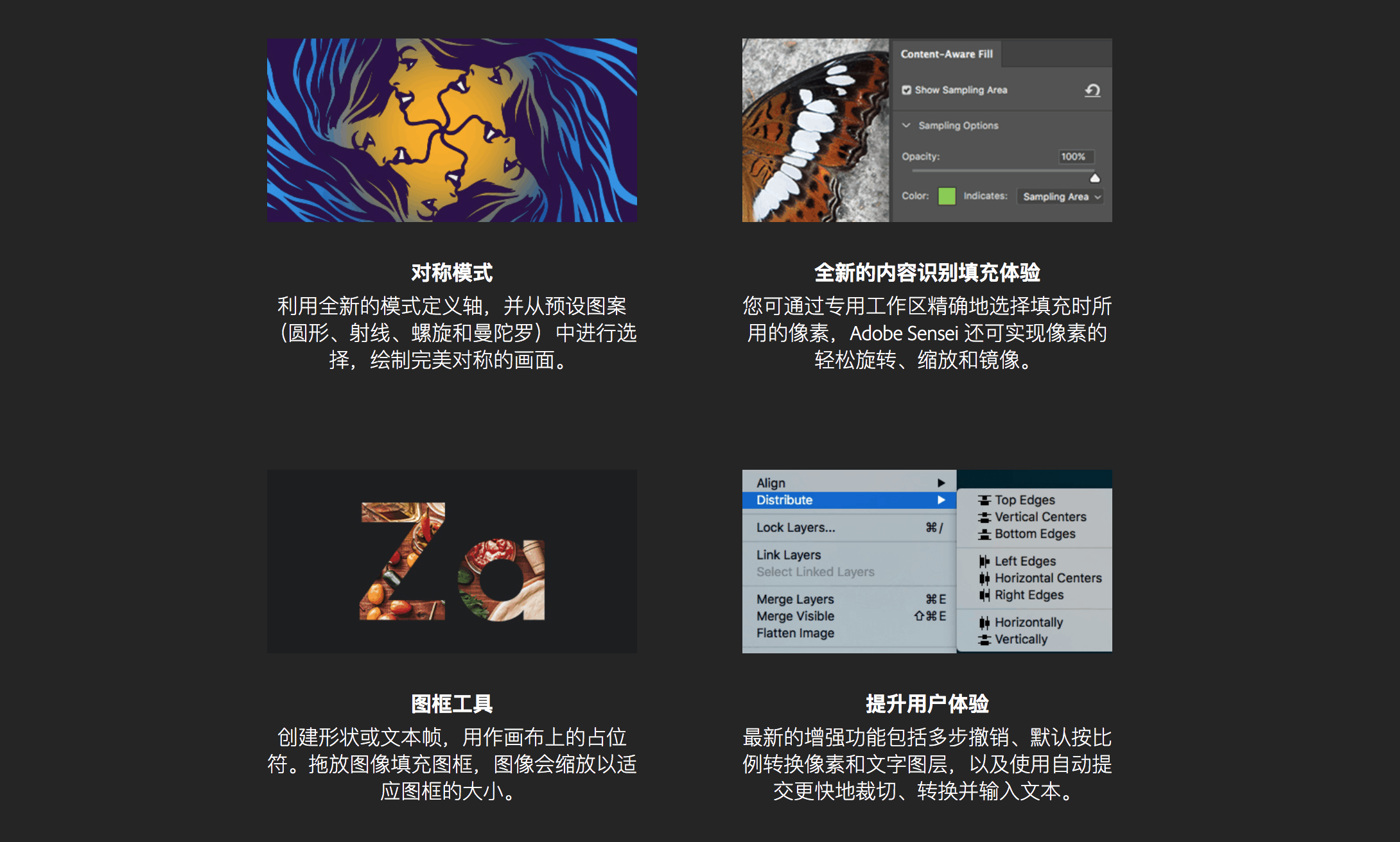Adobe Photoshop CC 2019 20.0.3 强大的图形编辑工具-Mac毒
