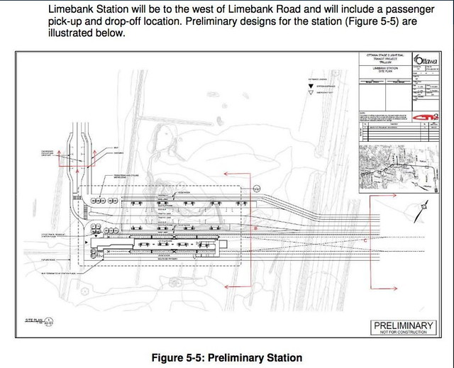 Limebank Station - preliminary station functional design