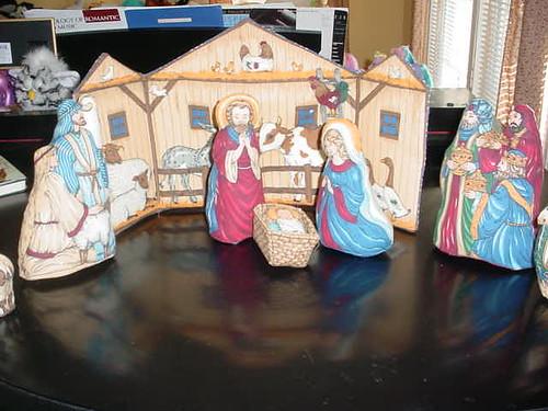 2018 nativity