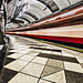 London Underground Round The Bend by Edwinjones
