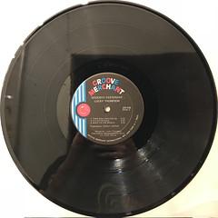 LUCKY THOMPSON:GOODBYE YESTERDAY(RECORD SIDE-B)