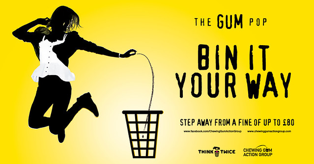 Bin It Your Way - yellow