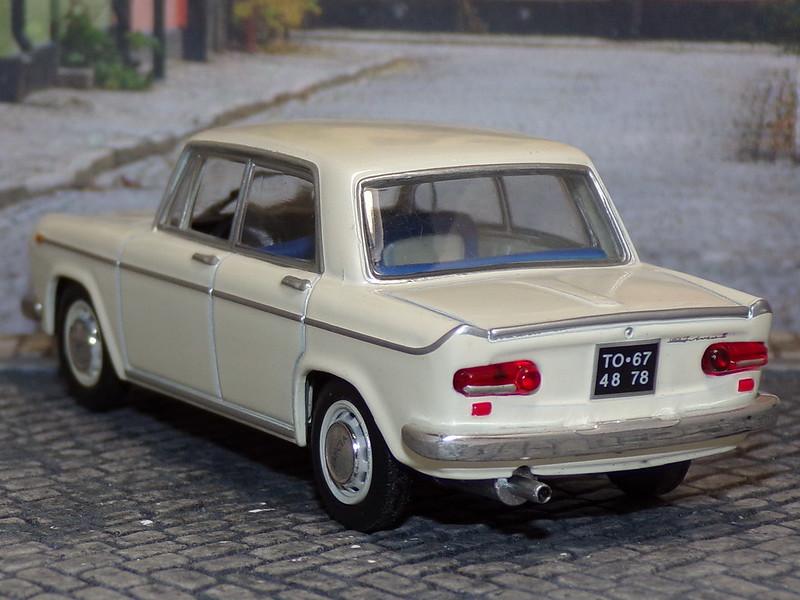 Lancia Fulvia 6C - 1972