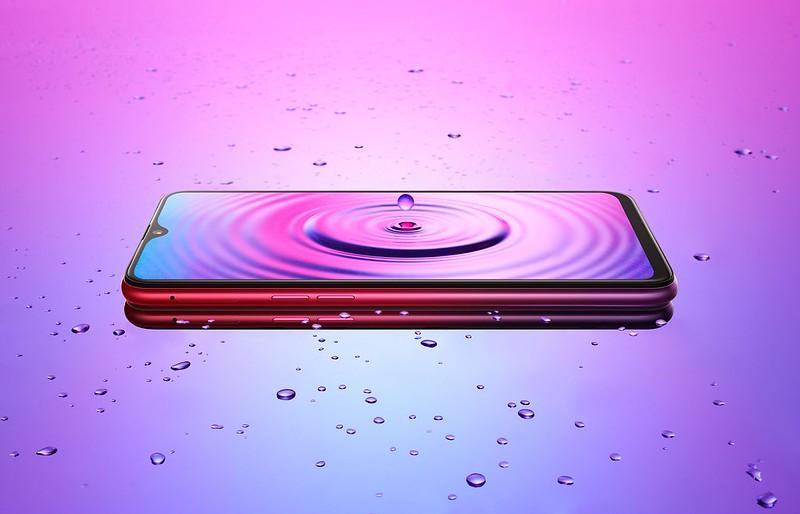 Waterdrop Screen