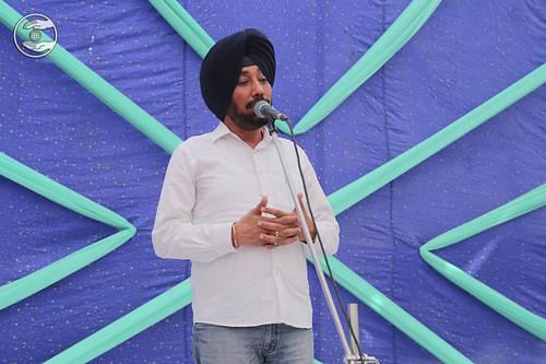 Narpal Singh from Panipat expresses his views