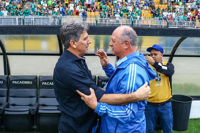 Palmeiras x Grêmio 14/10/18