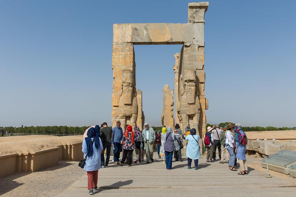 Iran. Persepolis