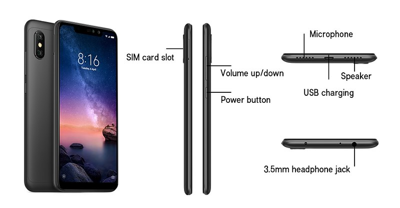 Xiaomi Redmi Note 6 Pro レビュー (12)