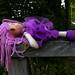Verloren Doornroosje Foto van de maand bij fotoclub Lunetten. by Eeke Anne de Ruig