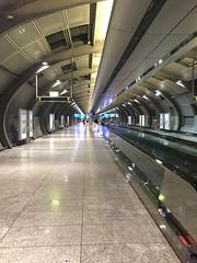04 - Frankfurt Flughafen Fernbahnhof - Übergang