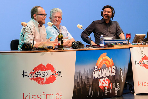 Las Palmas de Gran Canaria conquista a los oyentes de Kiss FM