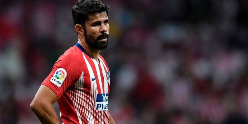 Simeone yakin Diego Costa akan mengakhiri paceklik gol