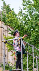 YMPST waggon play performance, King's Manor, 16 September 2018 - 06