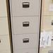 Filing cabinet E100 4 door