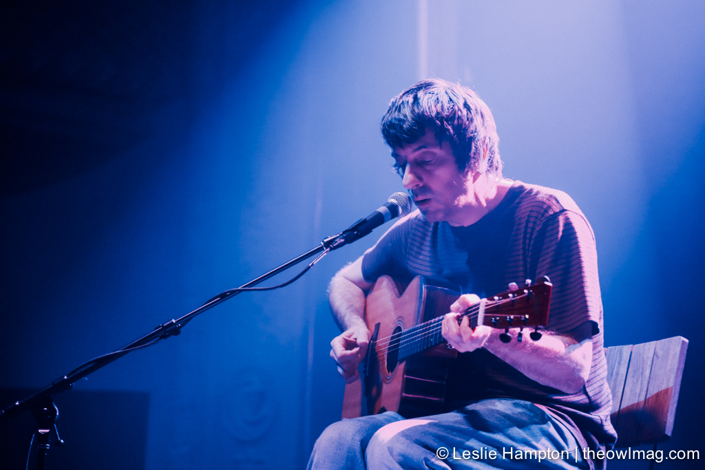Graham Coxon @ August Hall, SF 9/30/18