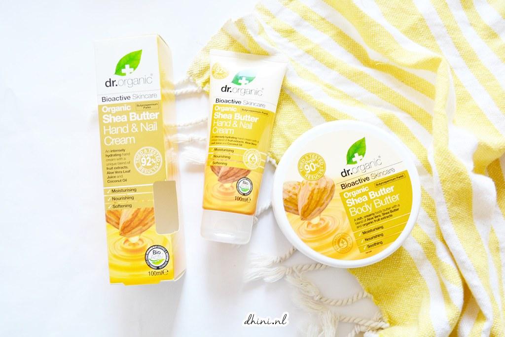 Dr. Organic shea butter