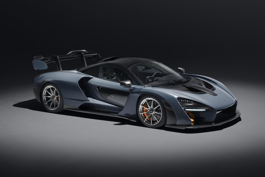 McLaren Senna Victory Grey 16-Dark