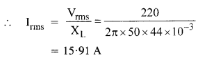 NCERT Solutions for Class 12 physics Chapter 7.2