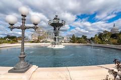 October 2018 in Bartholdi Park